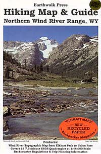 Wind River Hiking Map & Guide