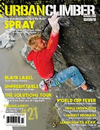 Climbing/Hiking Magazines