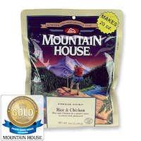 Mountain House Chicken & Rice