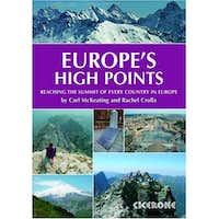 Europe's High Points: Reaching the Summit of Every Country in Europe