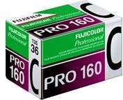 Fujicolor Pro 160C