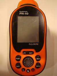 Delorme Earthmate PN-40