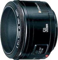Canon - EF 50mm f/1.8 II