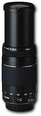 Canon - 75-300mm f/4-5.6 III