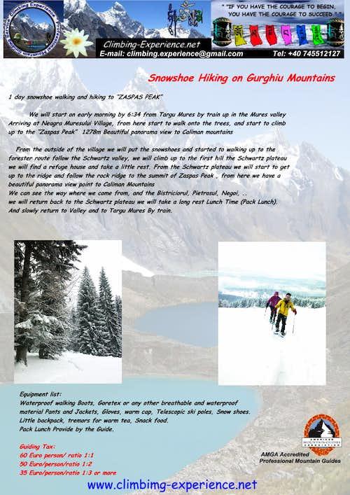 Snowshoe hiking2