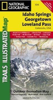 104 Idaho Springs/Loveland Pass -CO natg