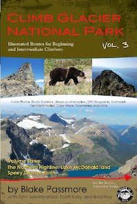 Climb Glacier National Park, Volume 3