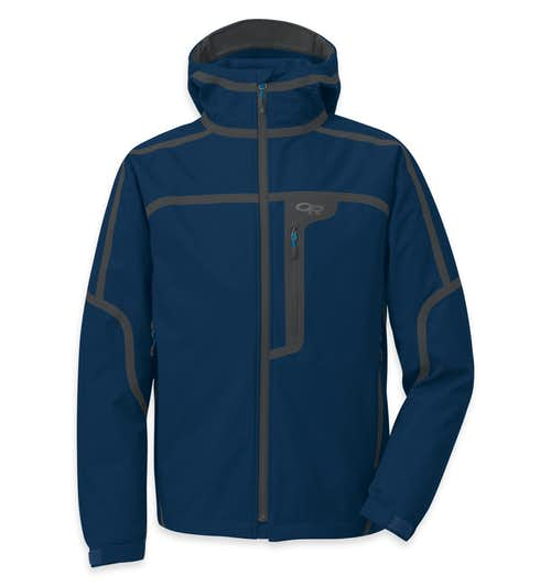 Mithrill softshell jacket