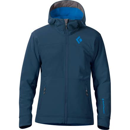 black Diamond Crag Jacket azurite
