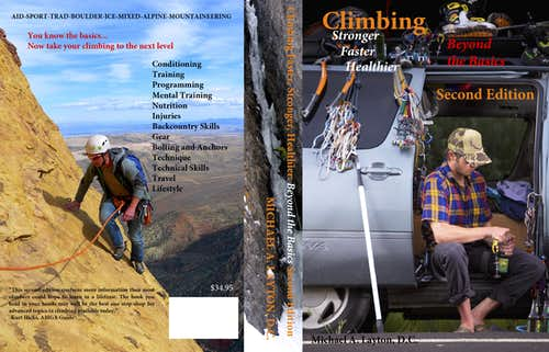 Climbing Stronger Faster Healthier Beyond the Basics Second Edition