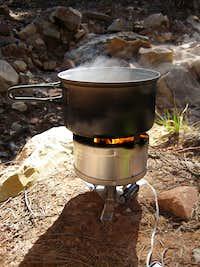 Sierra Wood Burning Zip Stove